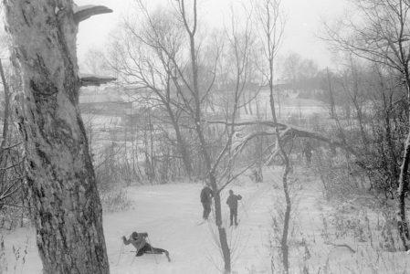 Рождественская экспедиция. 1981