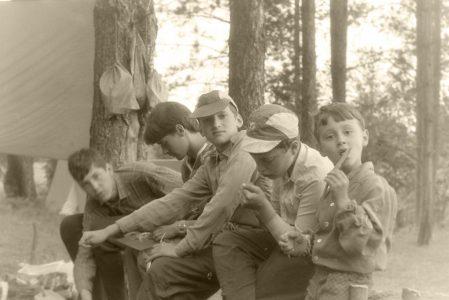 Свольня. 1990