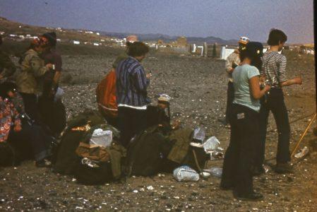 Пустыня. 1981